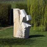 Auferstanden, Sandstein 2020, 215 cm