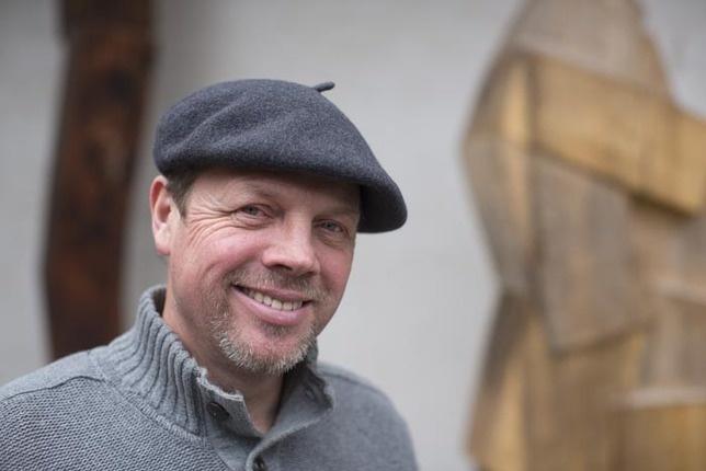 Der Bildhauer Markus Sauermann